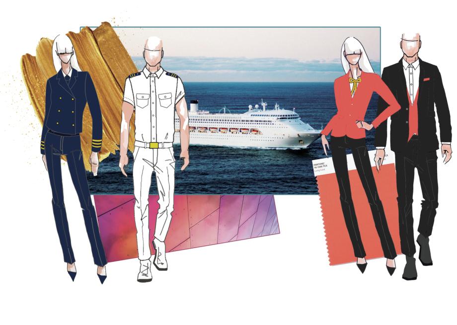 Schiffsbekleidung, Crew Outfitter