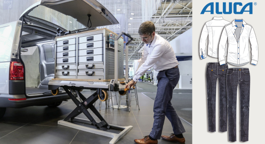 Referenzen: Aluca GmbH